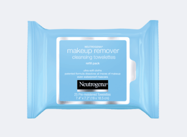 Walmart: Neutrogena Makeup Remover Wipes Only $1.47!