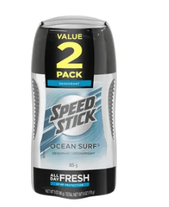 CVS: Speed Stick Twin Pack Deodorant Only $1.32!