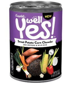 Target: Campbell's Well Yes! Soup Only $0.75!