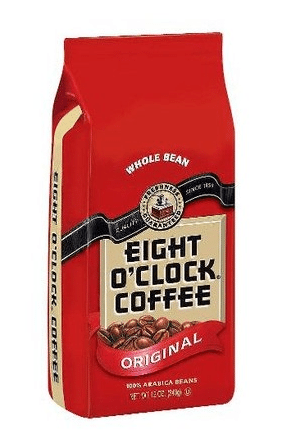 Target: Eight O'Clock Coffee Only $2.73!