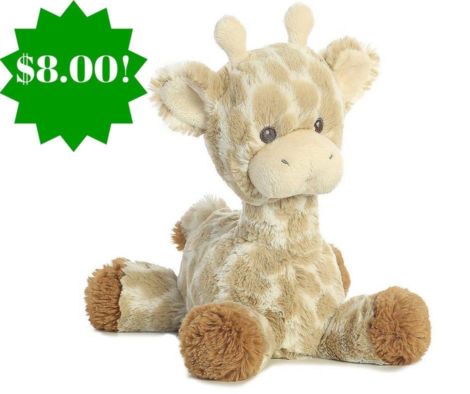 Amazon: Aurora World Loppy Giraffe Plush Only $8 (Reg. $13)