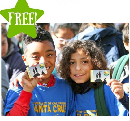 FREE National Park Pass for 4th Grader