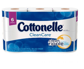 Dollar General: Cottonelle Toilet Tissue Only $2.50!