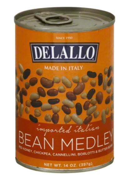 Wegmans: DeLallo Bean Medley Only $0.29!