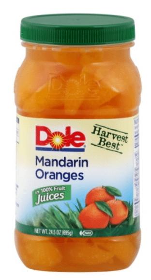 Wegmans: Dole Jarred Fruit Only $1.49!
