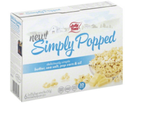 Wegmans: Jolly Time Simply Popped Popcorn Only $1.49!