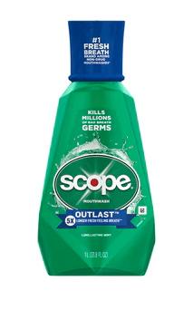 CVS: Crest Scope Mouthwash Only $0.79!