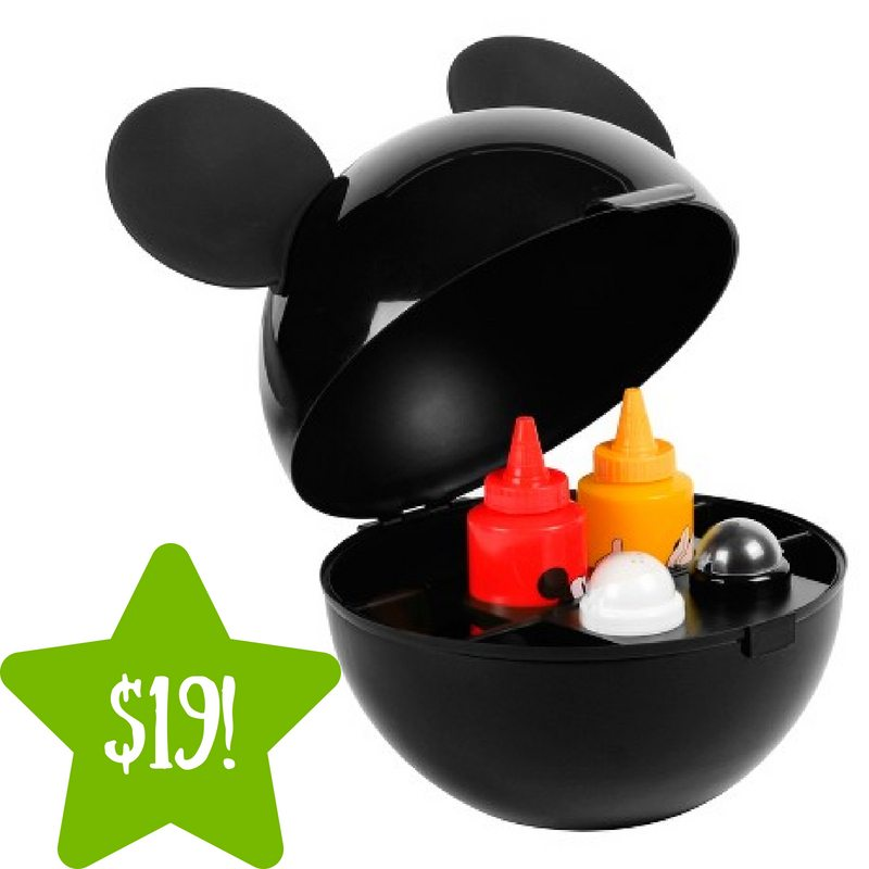 Target: Disney Mickey Mouse & Friends Cooking Utensils Only $19