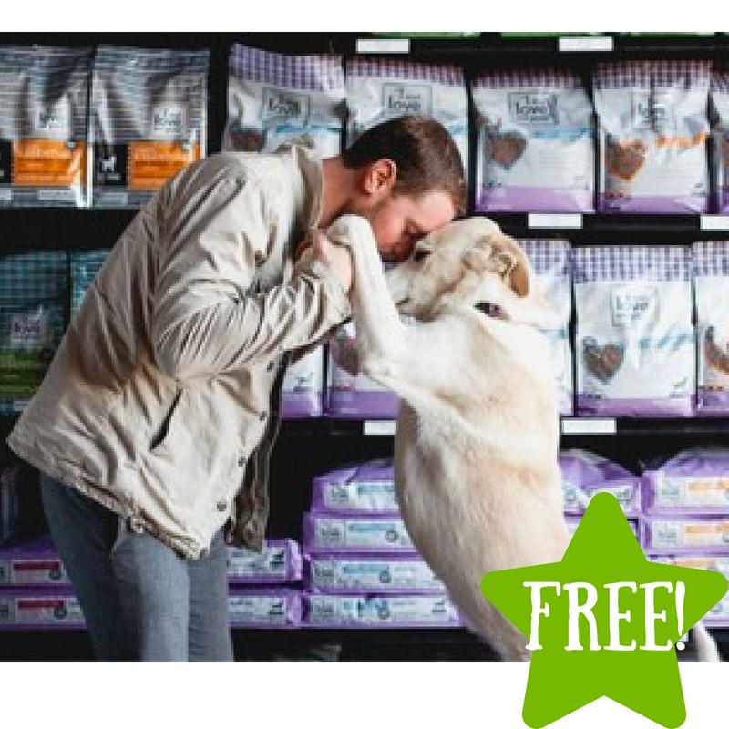 FREE Father's Day Card from Your Pet
