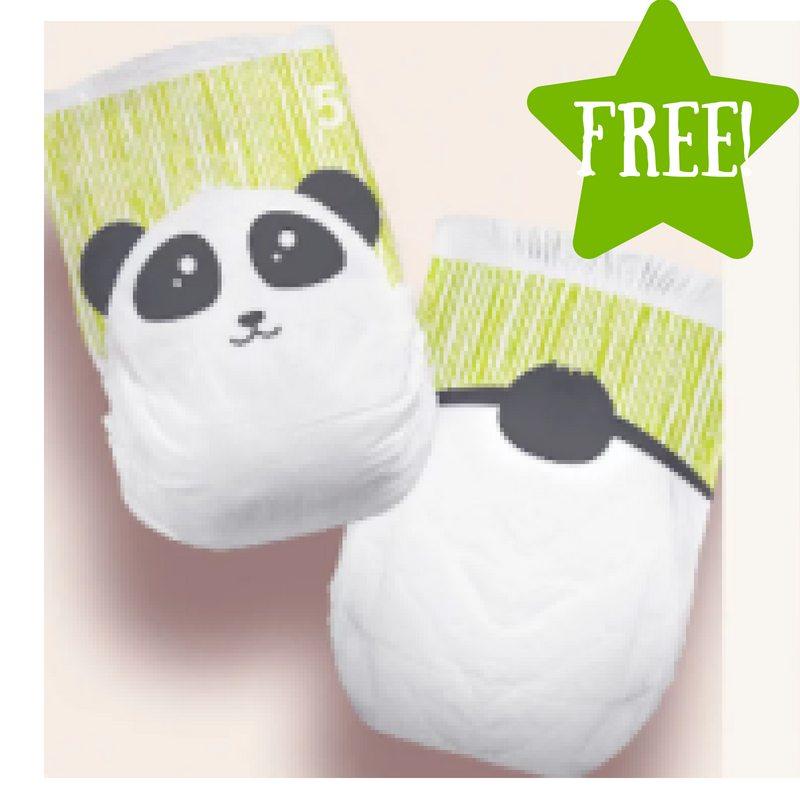 FREE Sample of Cuties Diapers