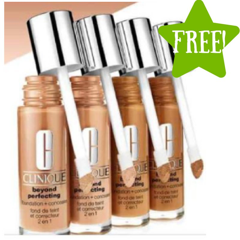 FREE 10-Day Sample of Clinique Foundation at Ulta