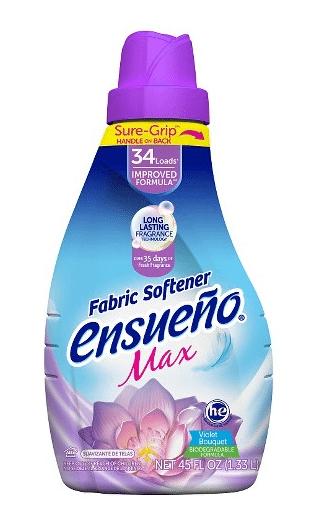 Target: Ensueno Fabric Softener Only $0.19!