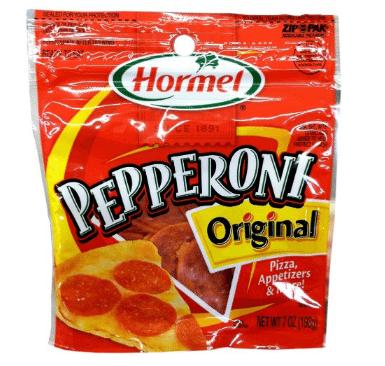 Dollar General: Hormel Pepperoni Only $0.50!