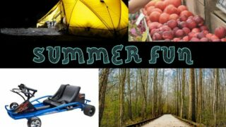 Summer Holidays on a Budget