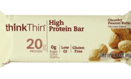 Tops: ThinkThin Bars Only $0.29!