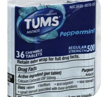 Wegmans: Tums Only $0.49!