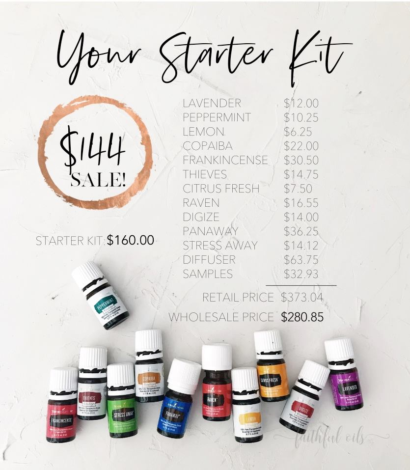 savvy minerals and essential oils sale