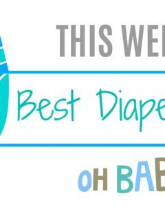 Best Diapers Deals this week