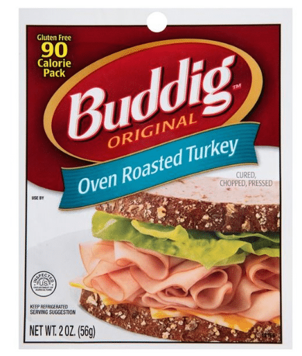 Tops: Buddig Original Turkey Only $0.54!