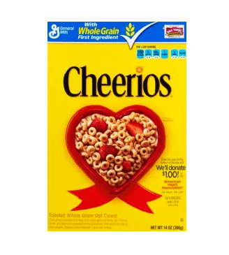 CVS: General Mills Cereals Only $1.38!