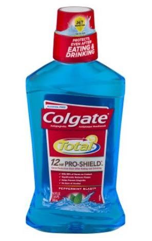Walmart: Colgate Total Mouthwash Only $0.97!