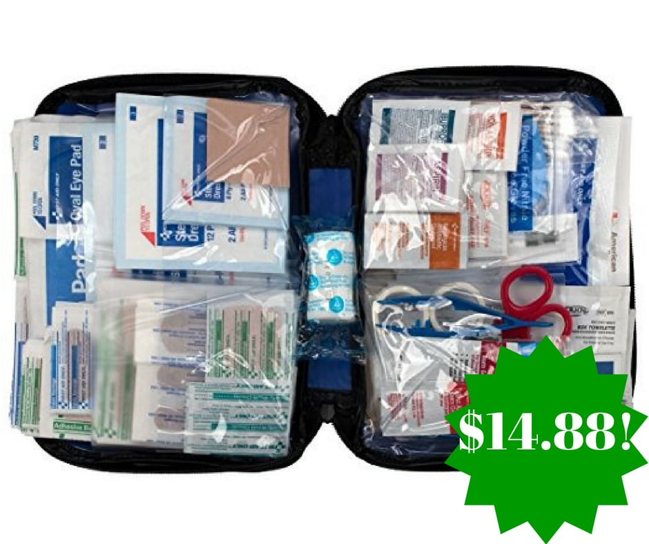 Amazon: First Aid Only All-purpose First Aid Kit Only $14.88 (Reg. $27)