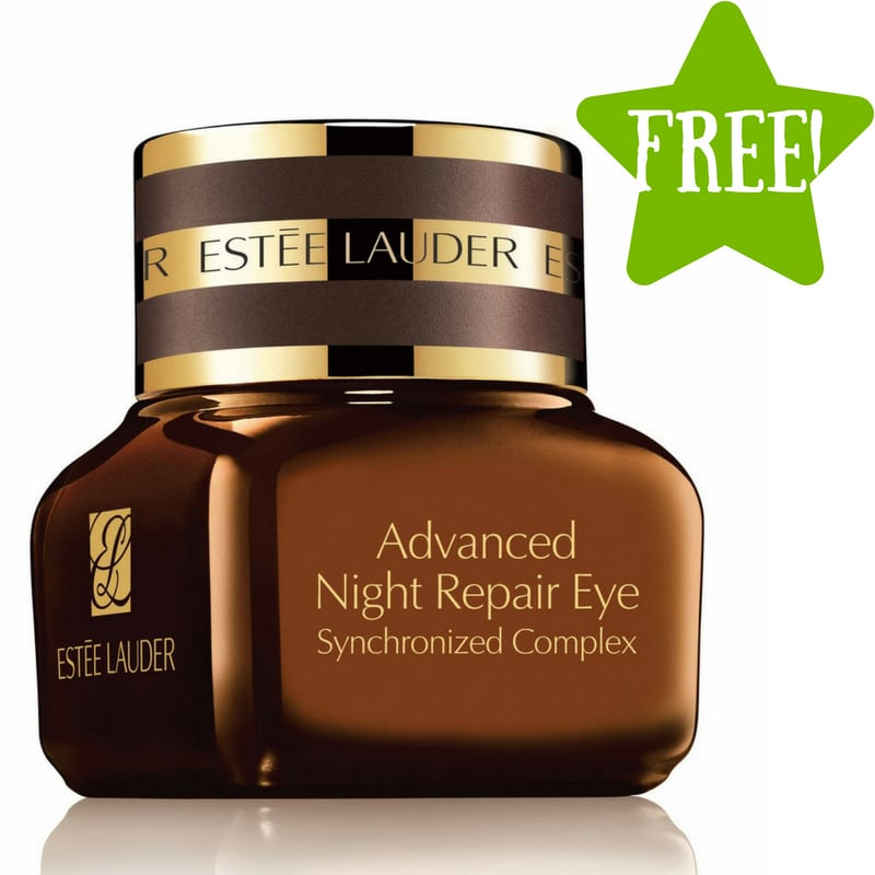 FREE Estee Lauder Advanced Night Repair Eye Cream