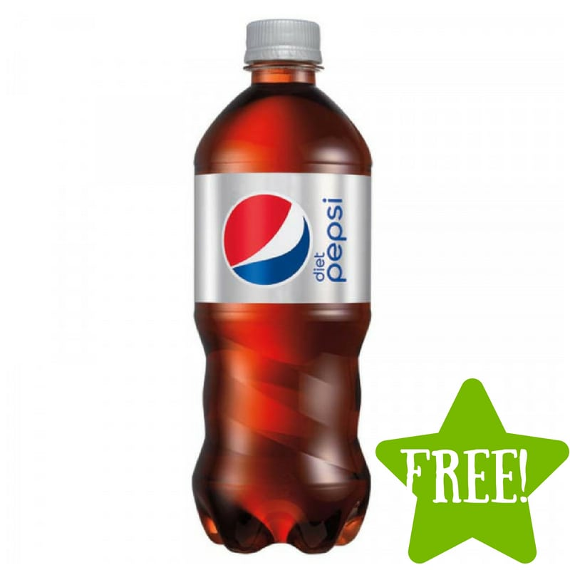 FREE Pepsi Zero Sugar or Diet Pepsi at 7-Eleven