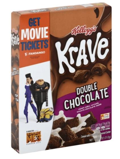Wegmans: Kellogg's Krave Cereal Only $1.49!