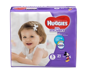 CVS: Huggies Diapers Only $4.87!
