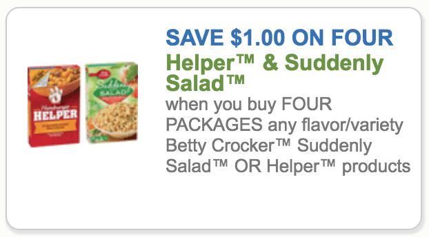 suddenly salad & helpers