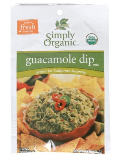 Wegmans: Simply Organic Seasoning Mixes Only $1.16!