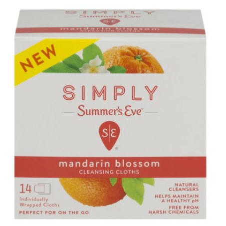 Walmart: Simply Summer's Eve Only $0.48!