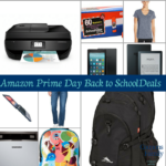 Amazon Prime Day Back to School Deals