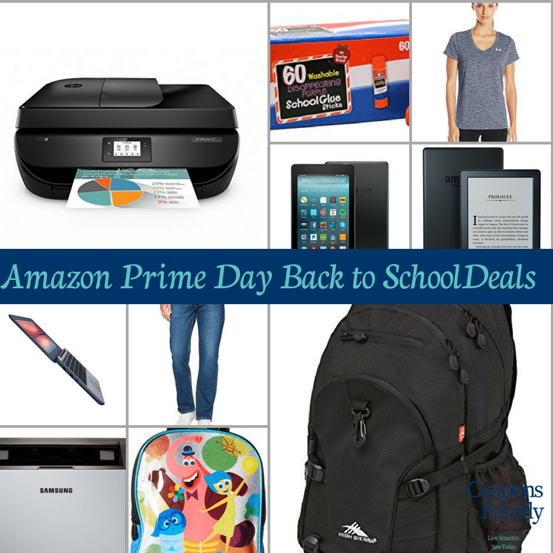 Amazon Prime Day Back to School deals you want to grab–ends tonight!!