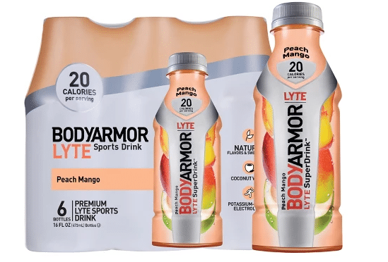 Target: Body Armor Drinks Only $0.67 each!