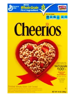CVS: General Mills Cheerios Only $1.49!