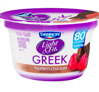 Wegmans: Dannon Light & Fit Greek Yogurt Cups FREE!