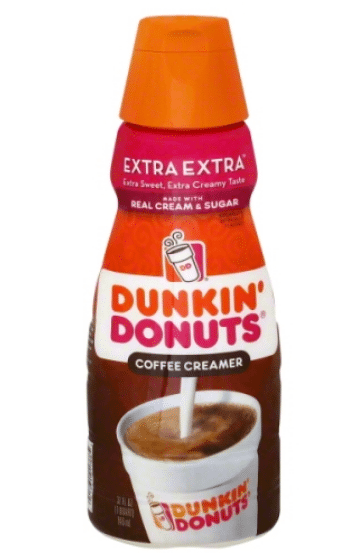 Wegmans: Dunkin Donuts Creamer Only $1.74!