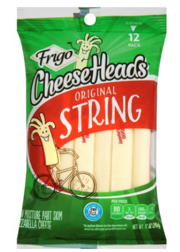 Target: Frigo Cheese Heads Only $1.82!