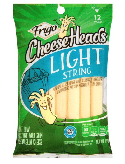 Tops: Frigo Cheese Heads String Cheese Only $2.99!
