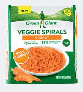 Walmart: Green Giant Veggie Spirals Only $1.48!