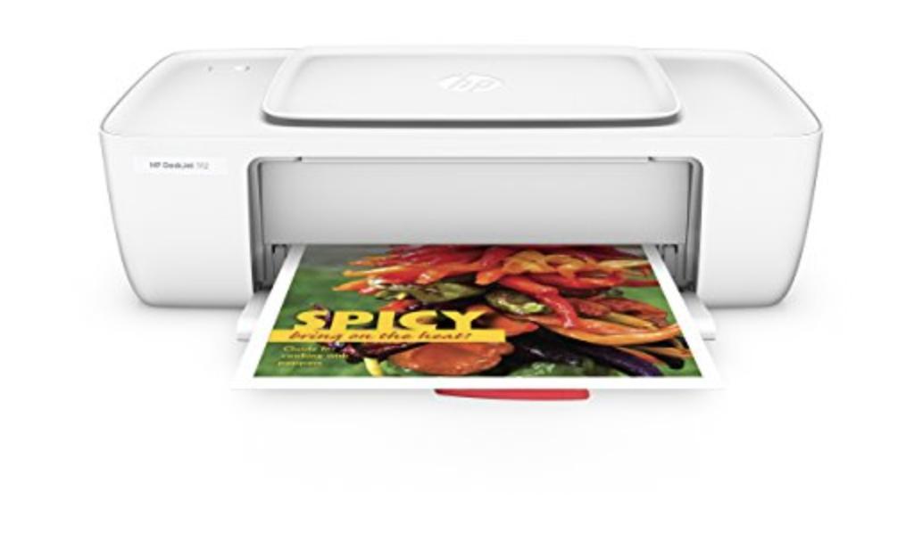 HP DeskJet 1112 Compact Printer only $29.99!!!