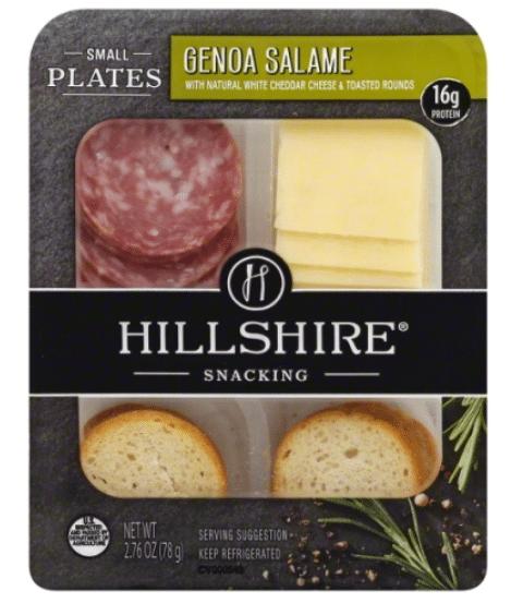 Wegmans: Hillshire Snacking Plates Only $1.89!