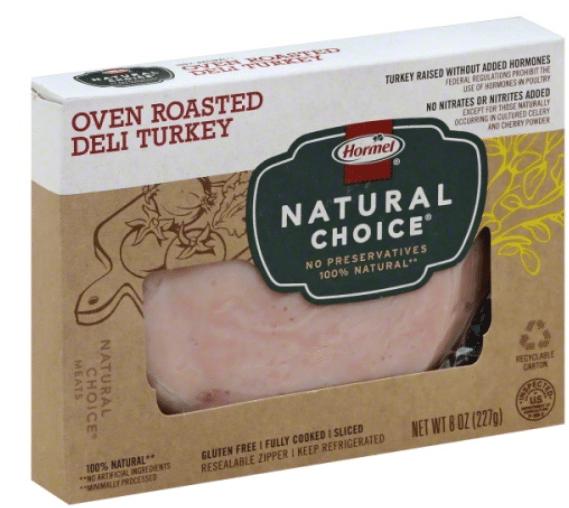 Wegmans: Hormel Natural Choice Lunchmeat Only $2.99!