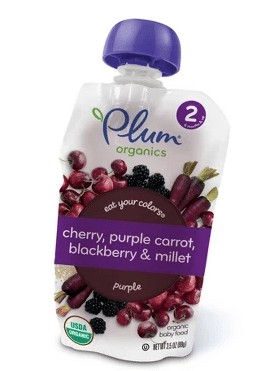Target: Plum Organics Eat Your Colors Pouches Only $1.29!