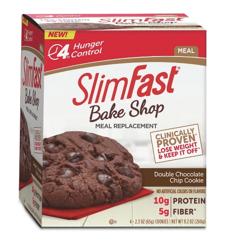 Target: SlimFast Bake Shop Products Only $1.66!
