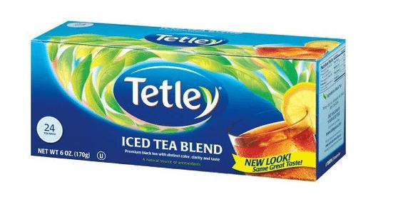 Target: Tetley Tea Only $0.79!