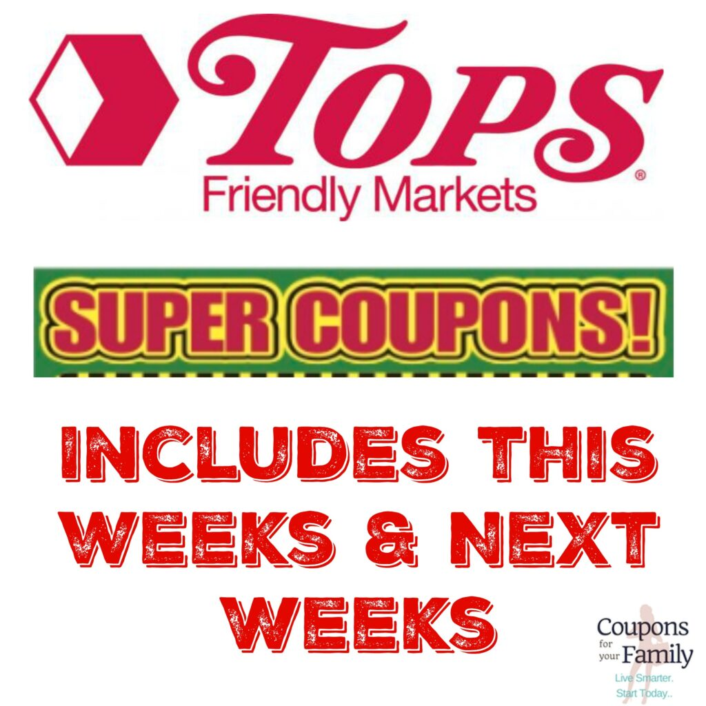Tops Coupons