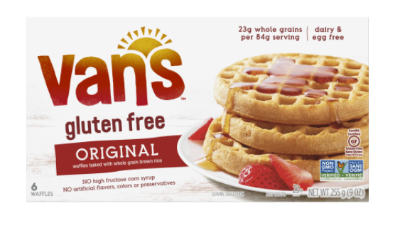Walmart: Van's Simply Delicious Waffles Only $0.97!